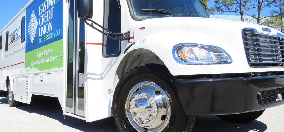 Communication Vehicles - Blood Donation Vehicle