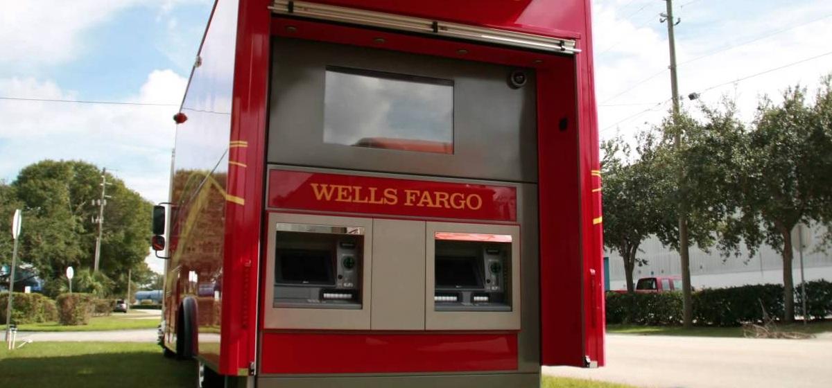 Communication Vehicles - Mobile Banking Van